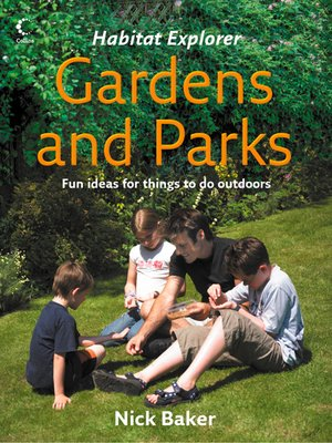 cover image of Gardens and Parks